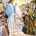 07/9 Các ông quan sát xem Người có chữa lành bệnh trong ngày Sabbat không
