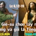 28/10 Chọn Lựa Của Chúa
