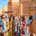 26/01 Chúa Giêsu rao giảng tin mừng nước trời