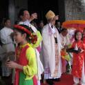 Thánh lễ minh niên tại nhà thờ Phủ Cam Huế