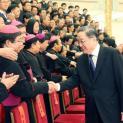 """Các """"giám mục"""" Hoa Lục thông qua kế hoạch 5 năm """"Trung Quốc hoá"""" Giáo Hội Công Giáo"""