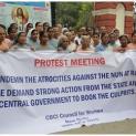 Công Giáo Ấn độ biểu tình rầm rộ vì vụ các nữ tu bị hãm hiếp