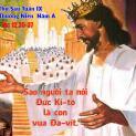 05/06 Sao họ có thể bảo Đức Kitô là Con vua Đavít?