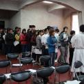 Các bạn trẻ Công Giáo vùng Osaka, Nhật Bản, tĩnh tâm