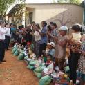 Bác Ái Mùa Chay, Giáo xứ Thánh Phaolô Hạt Tân Sơn Nhì đi thăm Các Trại Phong và Người Nghèo Dân Tộc