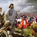 05/12 Thấy đoàn lũ dân chúng, Người động lòng xót thương họ