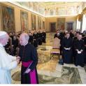 Đức Thánh cha tiếp Học Viện Anh Quốc tại Roma