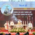 Đại lễ mừng 350 năm thành lập Dòng Mến Thánh Giá Hà Nội