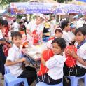Lễ hội Giáng Sinh 2019 dành cho các trẻ em có hoàn cảnh đặc biệt tại TGP Sài Gòn