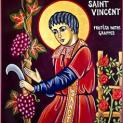 Thánh Vinh Sơn ở Saragossa (c. 304)