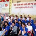 Giới Trẻ Và Sinh Viên Giáo Phận Đà Nẵng Hành Hương Năm Thánh tại đền thánh Anrê Phú Yên