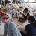 Các Giáo hội Kitô ở Philippines hỗ trợ và giúp đỡ 4,5 triệu gia đình tại nước này