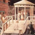 Đức Mẹ dâng mình vào đền thánh