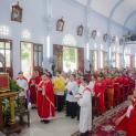 Mừng sinh nhật Nước Trời lần thứ 180 Thánh Luca Vũ Bá Loan