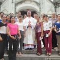 Mừng lễ quan thầy GIỚI NHÀ GIÁO CÔNG GIÁO - giáo phận Hưng Hóa