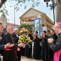 Giáo phận Xuân Lộc hân hoan đón tiếp đức hồng y Fernando Filoni, Bộ trưởng Bộ Loan báo Tin mừng cho các Dân tộc