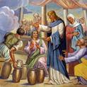 Dấu chỉ phép lạ Cana