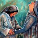 Nguời khiêm nhường được nâng cao