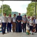 Caritas Giáo phận Hà Tĩnh: Niềm vui vì tình người trong công tác cứu trợ người dân vùng lũ lụt