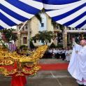 Đức Giám Mục Giáo phận Xuân Lộc chia sẻ và dâng Thánh Lễ Kính Lòng Thương Xót Chúa cho Hiệp Hội Lòng Chúa Thương Xót của Giáo Phận