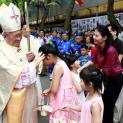 Thánh lễ đại triều mừng đại lễ Phục Sinh tại Nhà thờ Chính tòa Hà Nội