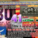 Thư mời tham dự 41 năm tưởng niệm Quốc Hận tại Frankfurt
