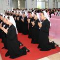 Lễ khấn tại hội dòng Mến Thánh Giá Gò Vấp