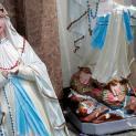Đức Thánh Cha đau buồn về ngày Chúa Nhật Phục sinh đẫm máu tại Sri Lanka