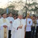 Đức Hồng Y Fernando Filoni chủ sự Thánh Lễ đại triều Kính Đức Mẹ La Vang