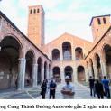 HÀNH HƯƠNG VCTĐ. THÁNH AMBROSIO MIỀN BẮC NƯỚC Ý