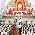 Giáo xứ Trà Cổ, GP Xuân Lộc, mừng Kim Khánh