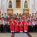 Khóa đào tạo Huynh Trưởng giáo xứ Lào Cai