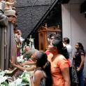 Nhà thờ thánh Antôn ở Sri Lanka được mở cửa trong một ít giờ