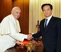 Giáo Hoàng, bang giao Mỹ-Cuba và Việt Nam