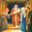 Dâng con cho Thiên Chúa