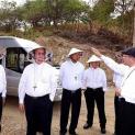 Hội Đồng Giám Mục Việt Nam đến tham quan Trung Tâm Hành Hương Đức Mẹ Núi Cúi