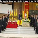 Thánh Lễ tưởng niệm và cầu nguyện Ngày Quốc Hận 30/04 tại Sydney