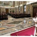 Đức Thánh Cha tiếp kiến tổng tu nghị dòng Phanxicô