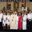 Mừng Lễ Phục Sinh, Tân Tòng Sydney Gia Nhập Giáo Hội