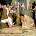 07/04 Ai trong các ngươi sạch tội, hãy ném đá chị này trước đi