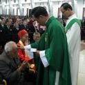 Lễ xức dầu thánh và mừng thọ tại Phủ Cam Huế