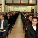 Huấn từ ĐHY Fernando Filoni, Tổng trưởng Bộ Truyền Giáo cho các Linh Mục Việt Nam
