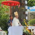 Thánh Lễ Khai Mạc Tháng Hoa 2015 tại La Vang