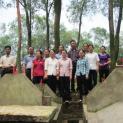 Caritas Việt Nam đi thăm các nhóm bảo vệ sự sống