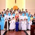 Giáo xứ Phú Bình : Thánh lễ tạ ơn 5 năm cung hiến nhà thờ