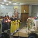 Giáo Xứ Việt Nam Paris long trọng cử hành Lễ Chúa Ba Ngôi và dâng hoa kính Đức Mẹ