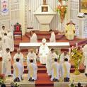 Giáo Phận Đà Lạt Có Thêm 4 Tân Linh Mục  Đức cha Đa Minh bổ nhiệm cha Gioan Bosco Hoàng Văn Chính làm Tổng Đại diện