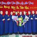 Lễ Khấn Lần Đầu Lớp Thiện - Hội Dòng Khiết Tâm Đức Mẹ 2020