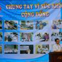 Caritas Hải Phòng triển khai chương trình khám bệnh cho bà con nghèo huyện Tiên Lãng