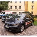 Ba chiếc xe Đức Phanxicô dùng ở Ngày Đại hội Giới Trẻ Quốc tế được bán đấu giá để giúp người tị nạn